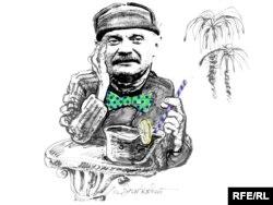 Карикатура Михайла Златковського, 2009 рік