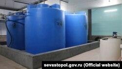Завод по производству реагентов для очистки и обеззараживания воды «Севхимпром», 27 сентября 2017 года