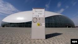 Большой ледовый дворец в Сочи – один из олимпийских объектов