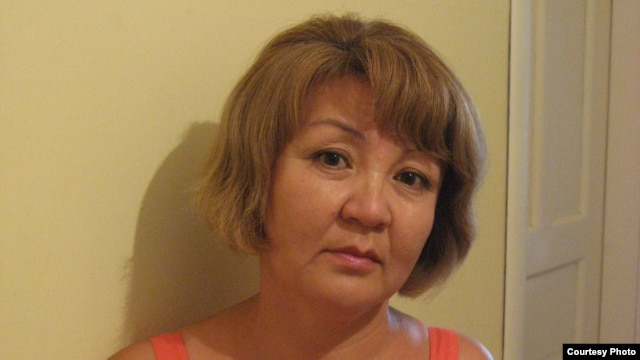 RFE/RL correspondent in Kazakhstan Alima Abdirova