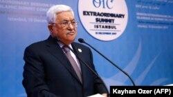 Presidenti i Autoritetit Palestinez, Mahmud Abbas.
