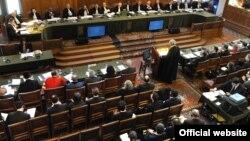 Македонската одбрана во судот во Хаг
