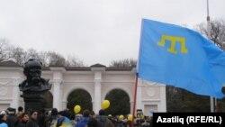 Krime, protestë pro-ruse