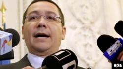 Rumıniyanın keçmiş Baş naziri Victor Ponta