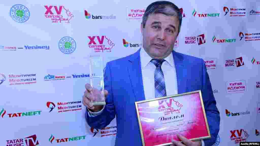 Рөстәм Закиров