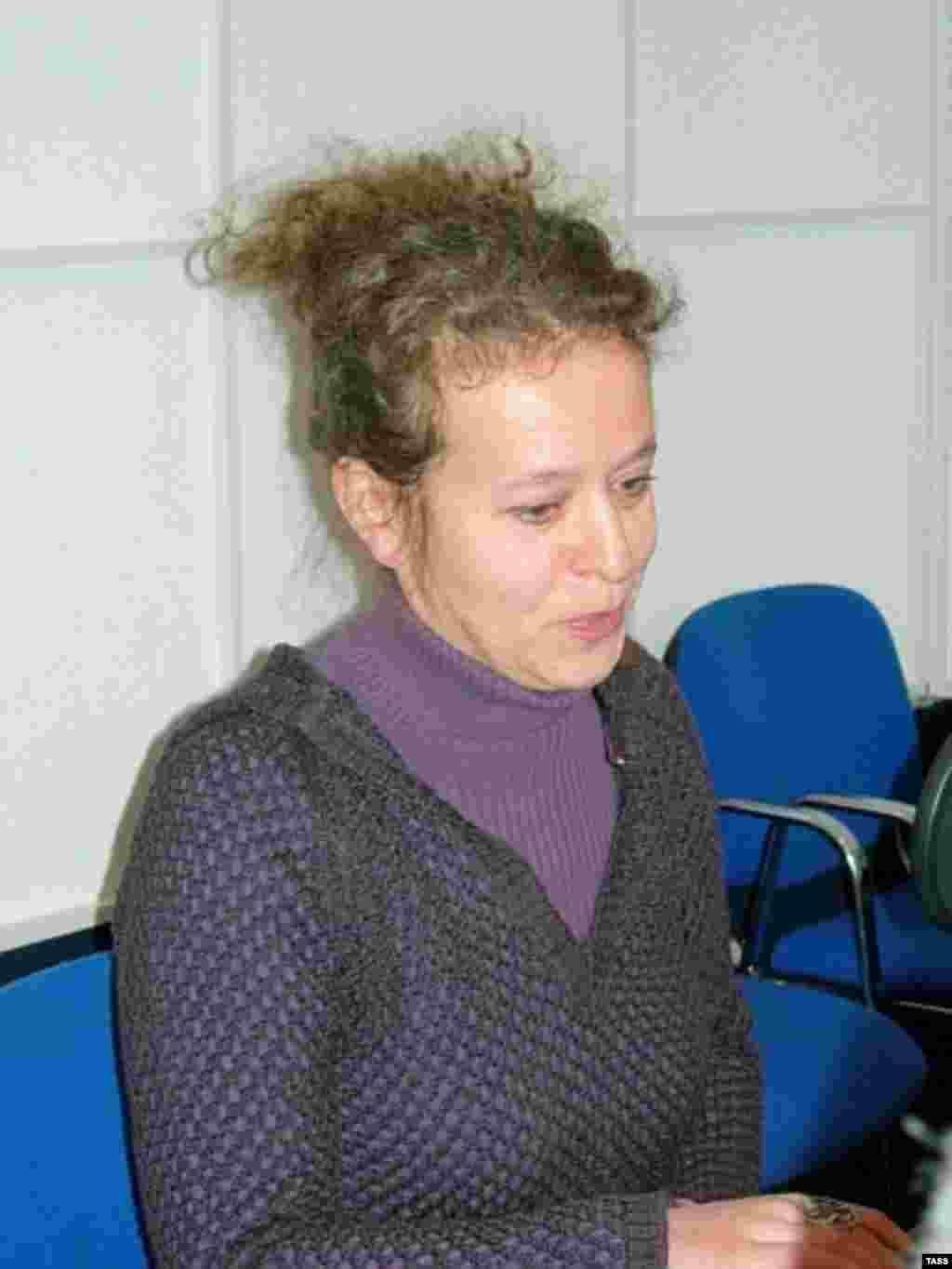 Тимашева Марина, театральный критик