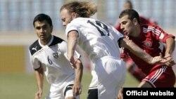 Нацыянальная зборная па футболе Узбэкістану
