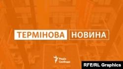 У Луцьку на Театральному майдані стоїть обстріляний автобус