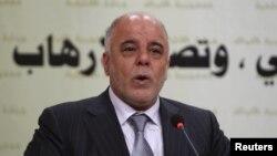 حیدر عبادی، نخستوزیر عراق