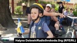 Автопробіг «Дорогами пам'яті» стартував з Івано-Франківська, 24 травня 2014
