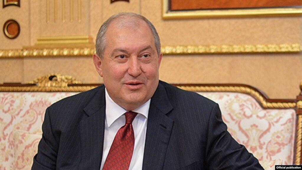Президент Армении получил личное приглашение принять участие во Всемирном экономическом форуме