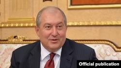Армен Саркисян.