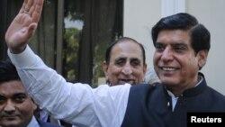 د پاکستان نوی وزیر اعظم، راجا پروېز اشرف