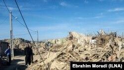 ایران کې شوې زلزله