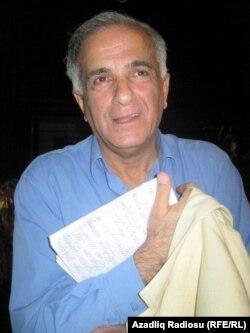 Fuad Poladov. 2011-ci il