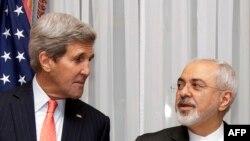 John Kerry və Mohammad Javad Zarif