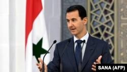 Башар Асад с удовлетворением отметил тот факт, что Рауль Хаджимба прекрасно осведомлен о том, что происходит в Сирии