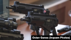 Arme de asalt Beretta vor fi produse în România.
