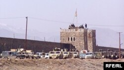Pul-e-Charkhi, Afghanistan's largest prison, is situated on the outskirts of Kabul.