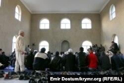 Мечеть у селищі компактного проживання кримських татар Ана Юрт