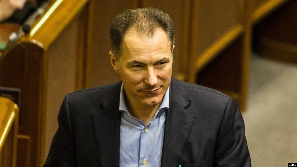Украинском ексміністрові Рудьковскому в Москве присудили 2 года тюрьмы