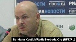 Киевте өлтірілген ресейшіл журналист Олесь Бузина.