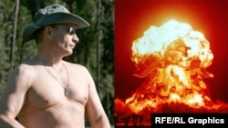 Is Putin learning to love the bomb?
