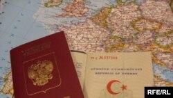 Төрек паспорты - урысныкы түгел. Татар баласын укытырга хокук бирми