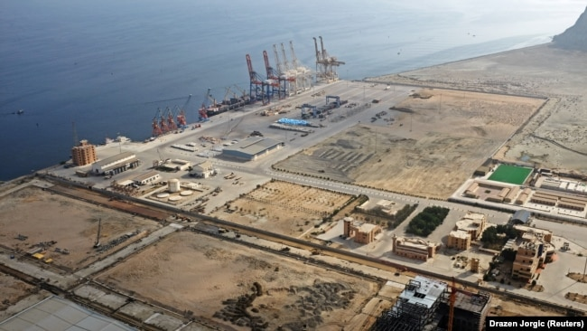 In addition to a growing array of projects, CPEC will grant Beijing access to the Gwadar port in southern Pakistan, which is close to the Strait of Hormuz -- the world's most vital route for shipping oil.