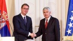 Vučić: Srbija je prijatelj BiH