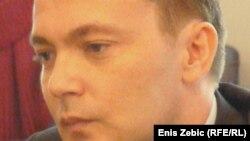 Arsen Bauk, foto: Enis Zebić