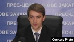 Политолог Александр Солонтай.