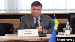 Міністр внутрішніх справ Арсен Аваков (©Shutterstock)