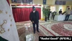انتخابات ریاست جمهوری در تاجکستان