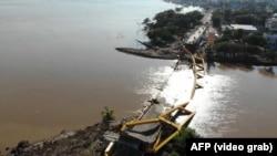 Опустошенный землетрясением индонезийский остров Сулавеси, 1 октября 2018 года