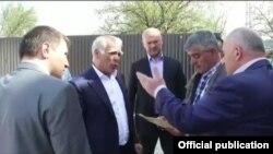 Мэр Назрани пытается урегулировать земельный спор по обращению местного жителя Закри Цурова