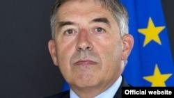 Shefi i misionit EULEX Xavier Bout de Marnhac