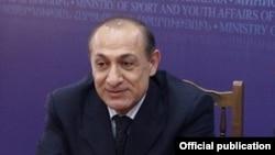 Вновь назначенный посол Армении в Грузии Юрий Варданян