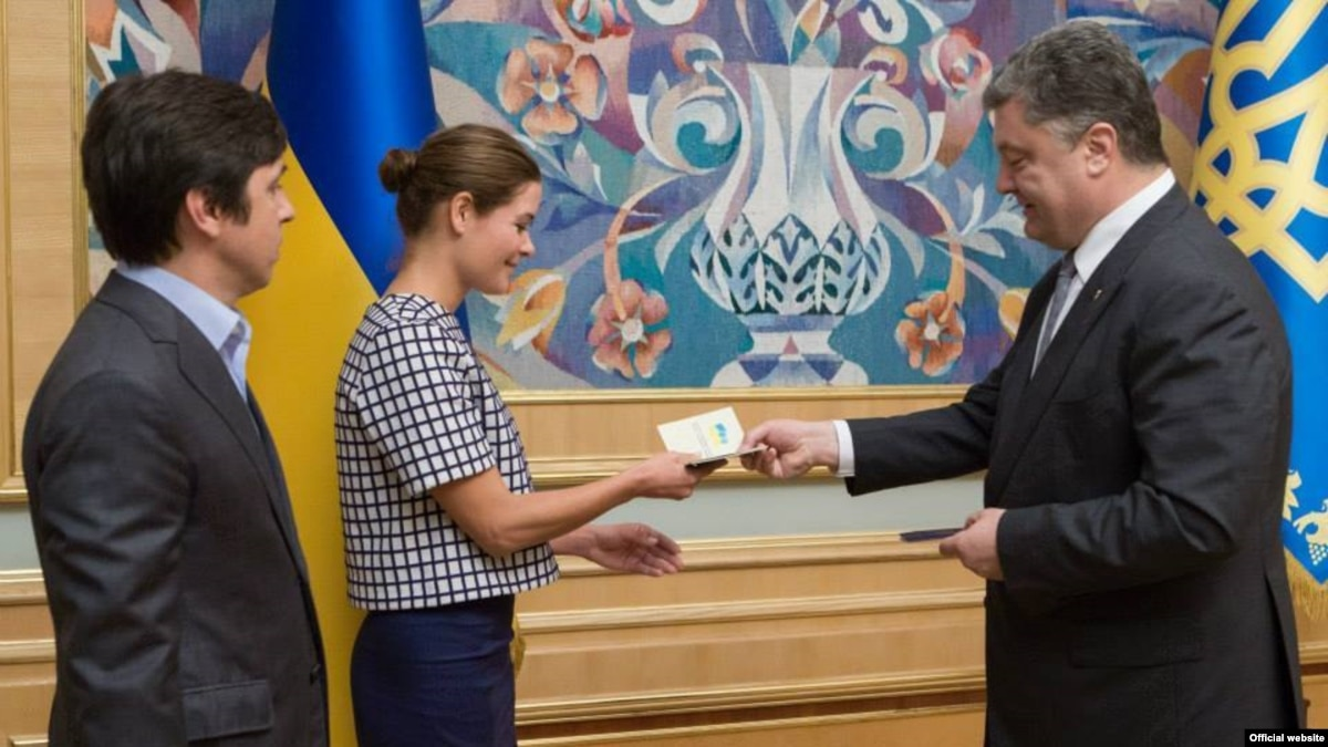 How To Become A Citizen Of Post-Maidan Ukraine