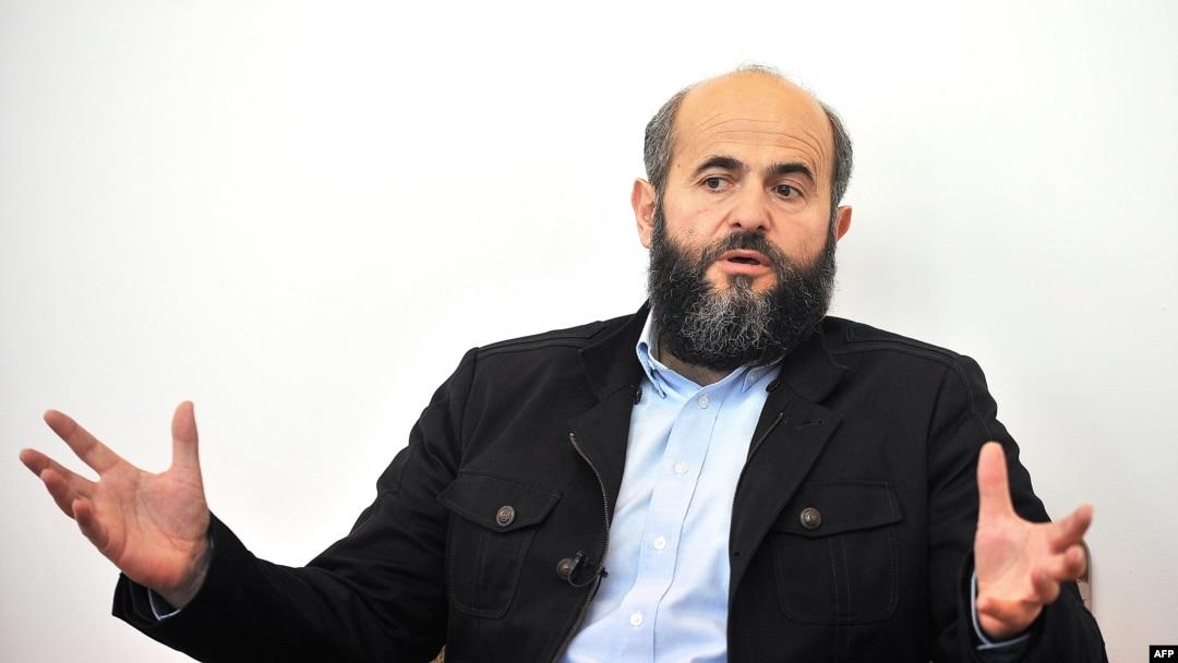 Zukorlić (na fotografiji, novembar 2016.): Evropski muslimanski forum računa na saradnju sa Srbijom
