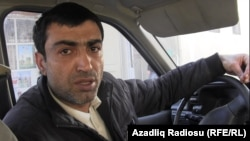 Таксист Ниямеддин Иманов