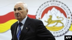 Leonid Tibilov, the new de facto president of South Ossetia, has a Herculean task on his hands.