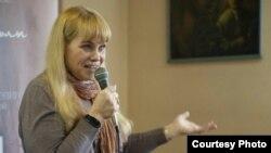 Belarus - Natalya Batrakova, writer