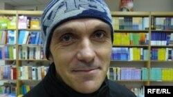 Veaceslav Vudvud la Librăria din Cartier