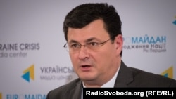 Міністр охорони здоров'я України Олександр Квіташвілі