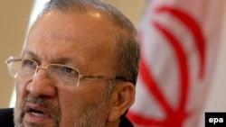 منوچهر متکی، وزیر امور خارجه ایران
