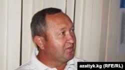Сабыржан Атажанов.