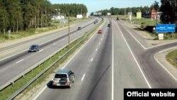 Ավտոմայրուղի Ռուսաստանում, ախրիվ