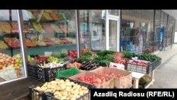 Astarada bazar, may 2020