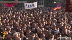 Եռյակն իշխանափոխություն կպարտադրի՝ եթե մերժվեն համաժողովրդական շարժման պահանջները